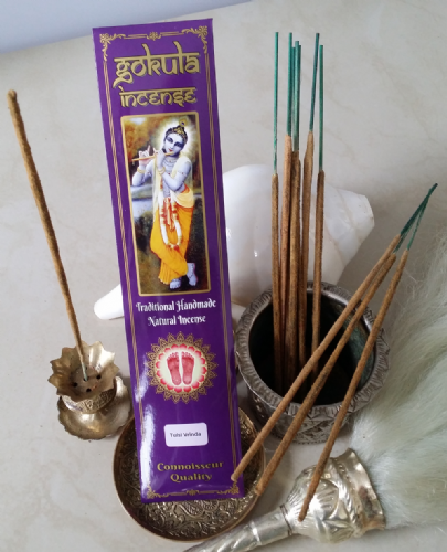 Tulsi Vrinda Incense Sticks - 20 grams